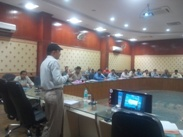 5Days training under National Diseases Contril Programme for District Level Management Programme